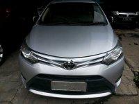 Jual Toyota VIos 1.5 G 2013 M/T warna silver metalik.