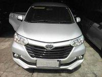Jual Toyota: Avanza manual 2015 M/T silver matalik,type E,kondisi bagus