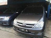 Jual Toyota: Kijang Innova type G 2.5 Diesel matic,tahun 2008.abu abu metalik.