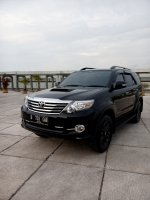 Jual Toyota fortuner vnt trd G diesel 2015 matic km 28 rban