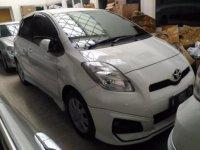Jual Toyota Yaris Trd-Sportivo Putih 2012 KM53Rb