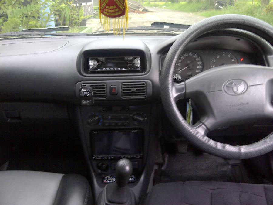 All New Corolla SEG 1.8 tahun 2001 Pajak Baru - MobilBekas.com