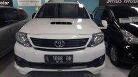 Jual Toyota: Fortuner TRD Facelift 2013 a/t kualitas terjamin ok