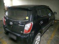 Overkredit Toyota Agya Type G transmisi automatic tahun 2014