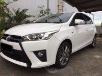 Jual Toyota Yaris G A/T 2014 Warna Putih