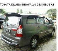 Jual Toyota: Kijang Innova Th. 2013 type G