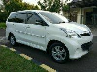 Jual Toyota: Avanza Veloz 2012 Automatic Putih