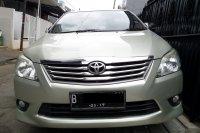 Jual Toyota Innova G 2.0 A/T 2012