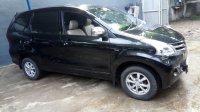 Jual Toyota Avanza 1.3 G M/T 2012 Hitam metalik