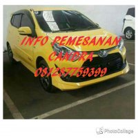 Jual OPEN INDENT TOYOTA AGYA NEW 1.200 CC