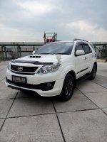 Jual Toyota fortuner vnt trd sportivo G diesel matic 2014/2015 km 30 rban