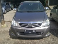 Jual Toyota Kijang Innova 2.0G A/T 2011