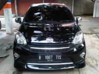 Jual Toyota Agya G 1.0cc TRDAutomatic Th.2015