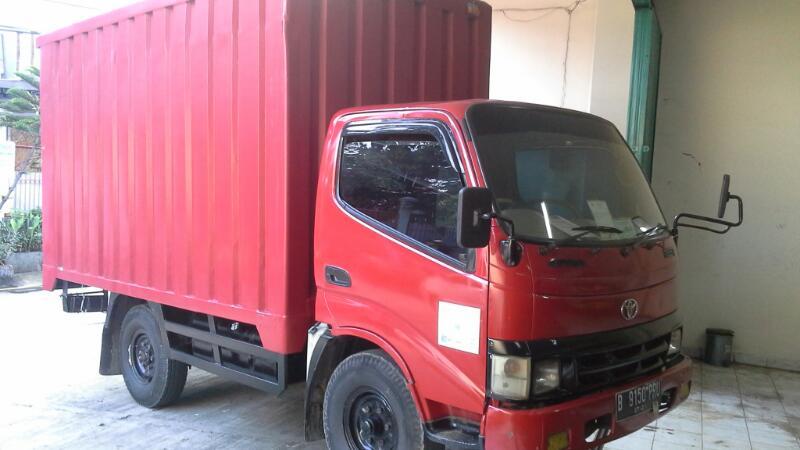 Harga Mobil Box Toyota Dyna Bekas