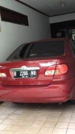 Jual Toyota: Altis 2004 Manual Merah Maroon