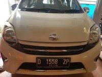Jual Toyota Agya G Manual Putih Overkredit Murah