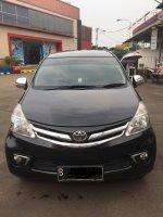 Jual Toyota Avanza G 2013 Matic Hitam metalic
