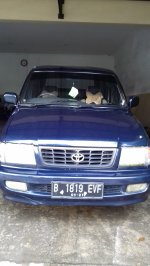 Dijual Toyota Kijang type SX  1.800cc tahun 2001 mulus