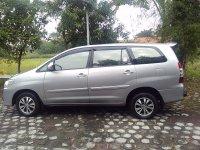 Toyota: Dijual Mobil Innova G 2015 M/T Bensin Silver Tangan Pertama (IMG_20161231_073158.jpg)