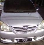 Toyota: jual avanza G manual, th.2007 , B 2818 Y ( tangan pertama)
