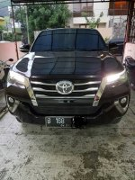 Jual Toyota Fortuner 2016 VRZ  Deluxe  Automatic