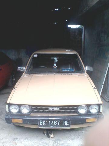Di Jual Toyota Corolla DX Thn 80 - MobilBekas.com