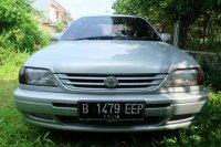 Dijual mobil Toyota Soluna GLi thn 2000 manual warna silver