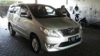 Jual Toyota Innova: INOVA DIESEL G 2012 MANUAL KM 59.000