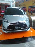 Jual Toyota Sienta type Q