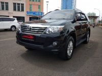 Toyota Fortuner G Diesel AT 2012 Antik