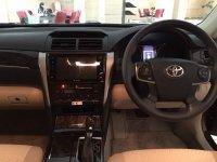 Toyota: NEW CAMRY 2.5 G A/T  BARANG RADY (UNDANGAN BUKA BERSAMA PT MAYAPADA AUTO SEMPURNA.jpg)