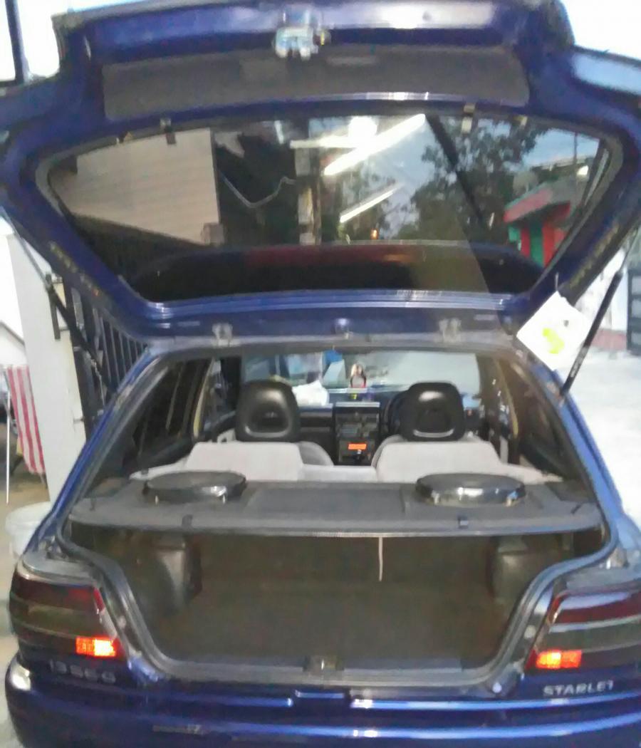 Toyota starlet 1.3 SEG thn 94 - MobilBekas.com