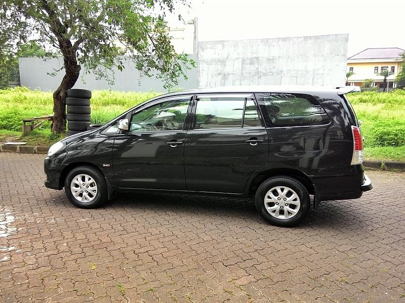 Toyota Kijang Innova Diesel 2010 G Manual Mobilbekas Com