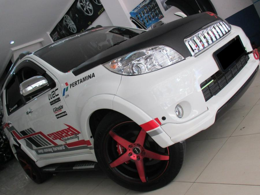 Toyota Rush Type G 1.5 Thn 2012 MODIF ISTIMEWA ...