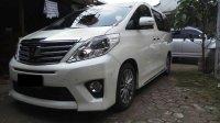 Jual Toyota Alphard 2.4 G Premium Sound 2009