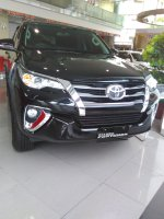 Jual Toyota Fortuner G manual