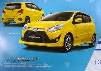 Jual New Toyota Agya 1.2 yelow