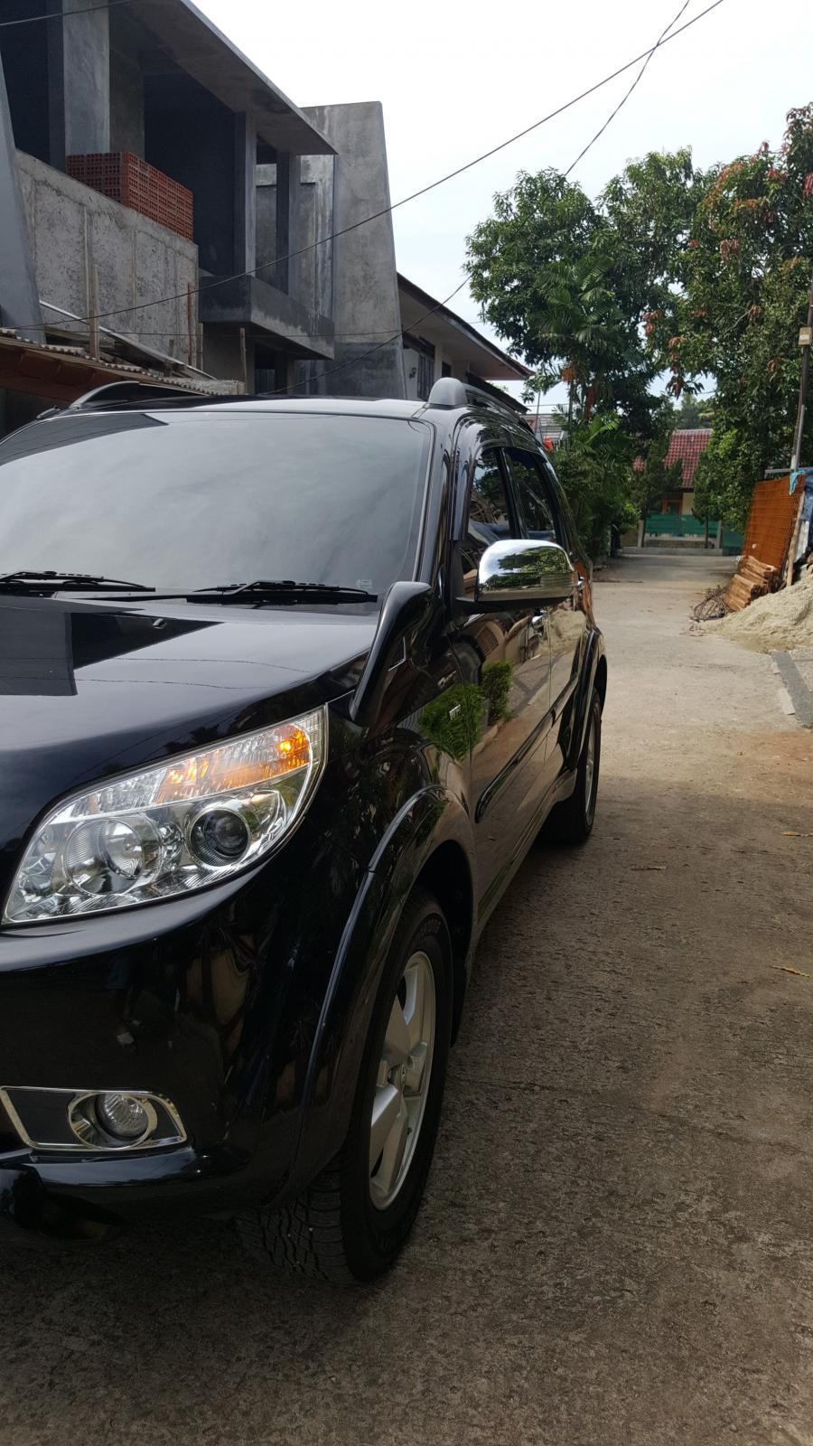Toyota Rush 1.5 AT, Type S (Tertinggi), Automatic, Hitam ...