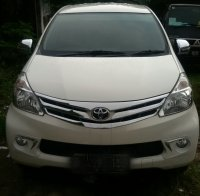 Jual Toyota Avanza Putih Type G M/T 2013