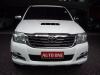 Jual Toyota Hilux G double cabin 4x4