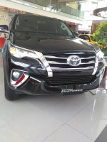 Jual Toyota Fortuner G MT diesel