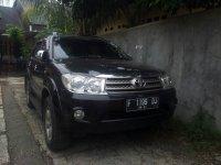 Jual Toyota Fortuner G 2.5 Diesel A/T 2010
