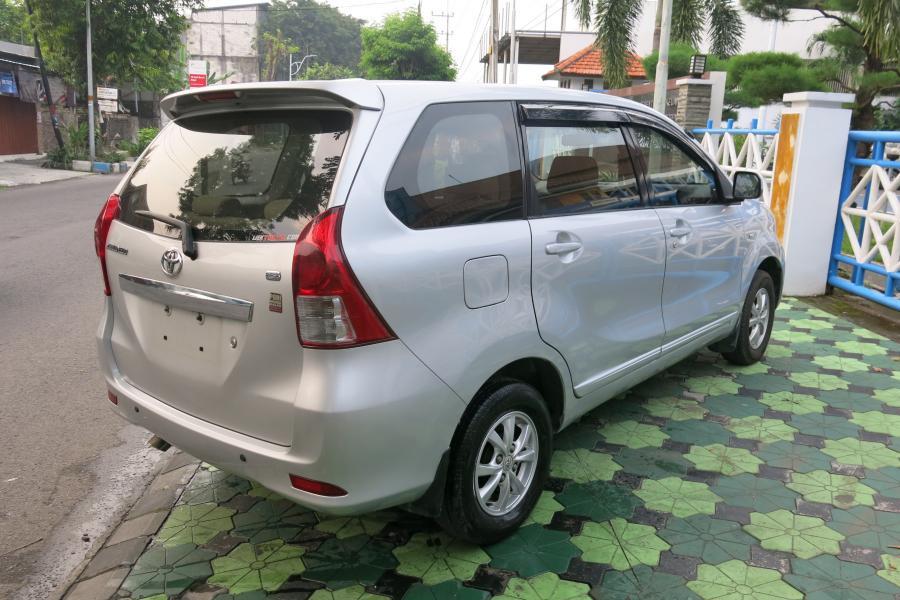 Toyota Avanza G Airbag M T 2013