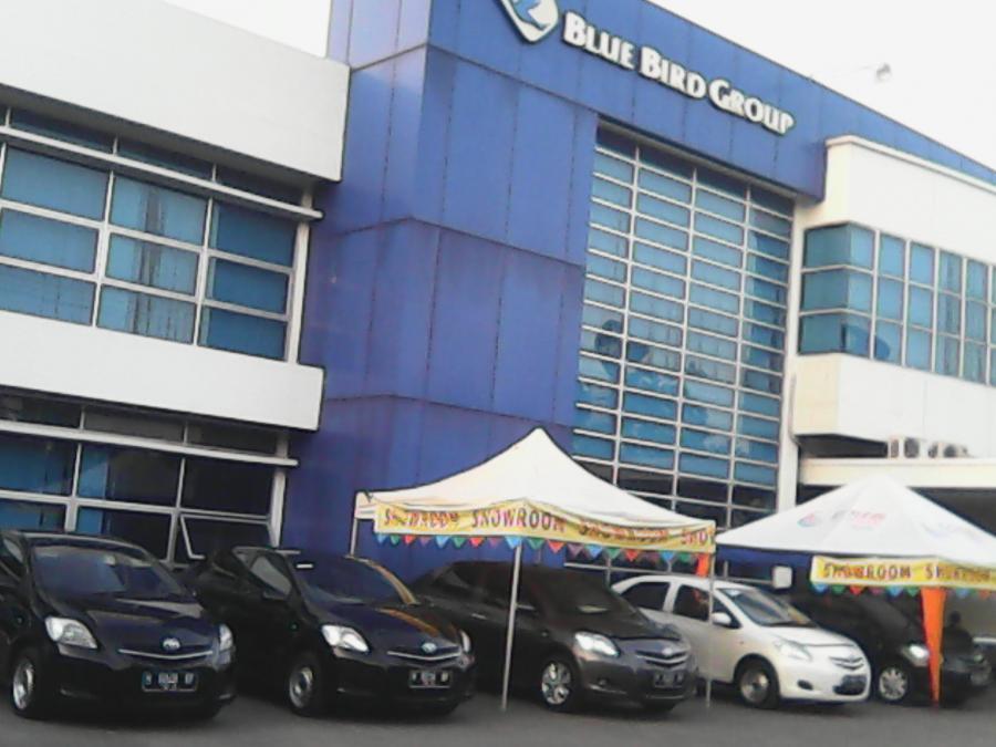 Vios Limo 2011 Blue Bird Semarang - MobilBekas.com