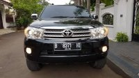 Jual Toyota Fortuner 2.7 G-LUX Automatic 2005 (TDP 22jt)