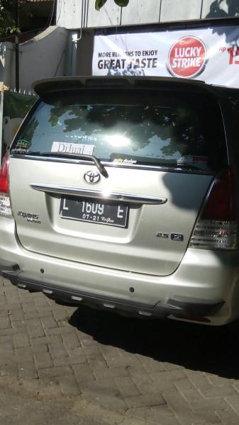Kijang: Inova Diesel Thn.2011 Mulus - Tangan Pertama ...