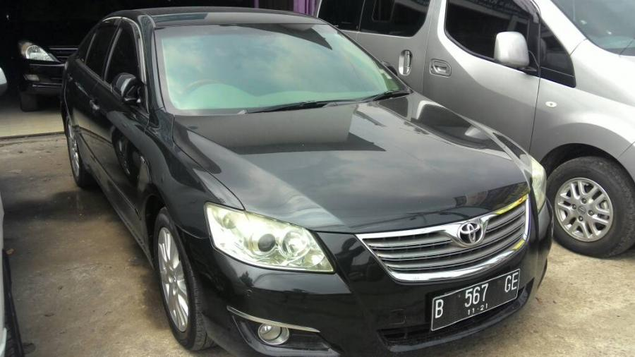 toyota all new camry v 2 4 tahun 2006. Black Bedroom Furniture Sets. Home Design Ideas