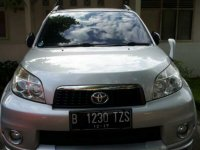 Jual Toyota rush S AT 2012