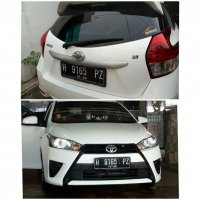 Toyota: Jual cepat Yaris 2015 type E seperti baru