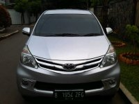 Jual Toyota Avanza G 1.5cc Manual Th.2012